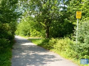 A226 před Hostivařskou přehradou